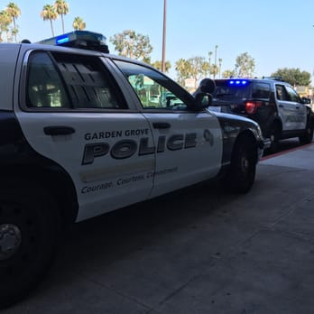 Photo Of Garden Grove Police Dept Ca United States