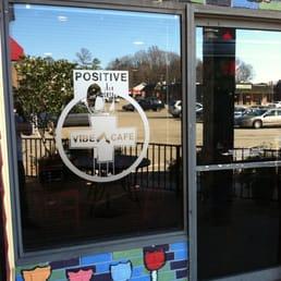 Max S Positive Vibe Cafe Richmond Va