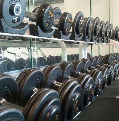 Ridge Gym and Fitness Center: 30510 Ardmore Ridge Rd, Ardmore, TN