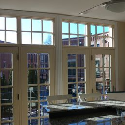 Photo Of Schaaf Window Tinley Park Il United States Patio Door Installation