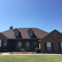 Photo Of Tiger Roofing   Kaufman, TX, United States. GAF Barkwood  Timberline HD