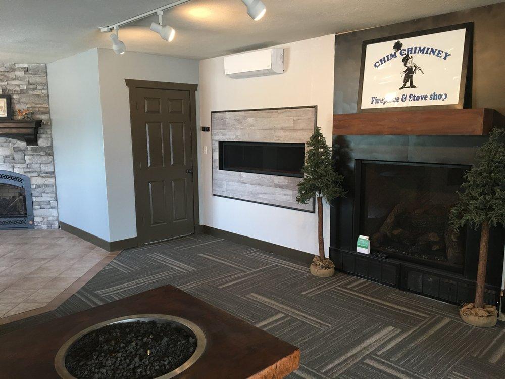 Chim Chiminey Fireplace & Stove Shop: 467 S Main St, Brigham City, UT