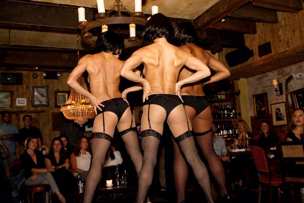 A Night of Burlesque: 157 Bleecker St, New York, NY