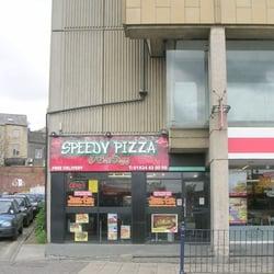 Speedy Pizza Pizza South Street Dewsbury West