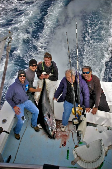 Hatteras Blue Sportfishing: 58058 Hwy 12, Hatteras, NC