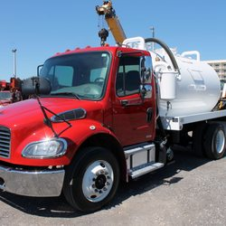 Septic Vacuum Trucks For Sale - Commercial Truck Dealers