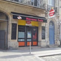 Havana Caf Ef Bf Bd Bar Bordeaux