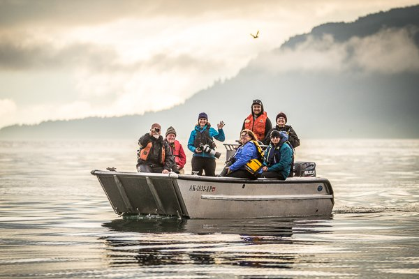 Geographic Marine Expeditions: 4235 Parkside Dr, Kodiak, AK