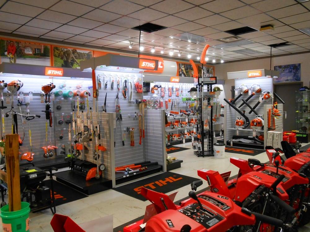 Betsie Valley Sales & Service: 6934 River St, Benzonia, MI