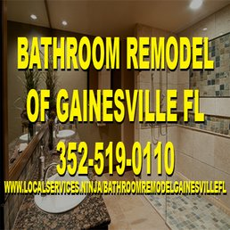 Bathroom Remodel 10 Photos Contractors Gainesville FL