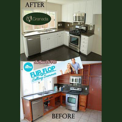 Granada Kitchen U0026 Floor 1400 E Cerritos Ave Anaheim, CA Kitchen Remodeling    MapQuest