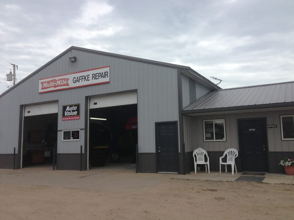 Gaffke's Auto Repair: 137 Sunwood Ln, Randall, MN