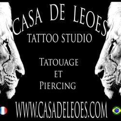 Casa De Leoes casa de leoes tatto studio - tatouage - 5 rue la pérouse, nantes