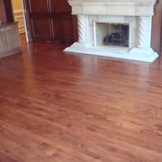 Classic Hardwood Floors hardwood floors West Seattle Prefinished Photo Of Classic Hardwood Floors Lynnwood Wa United States Stained Maple Hardwood