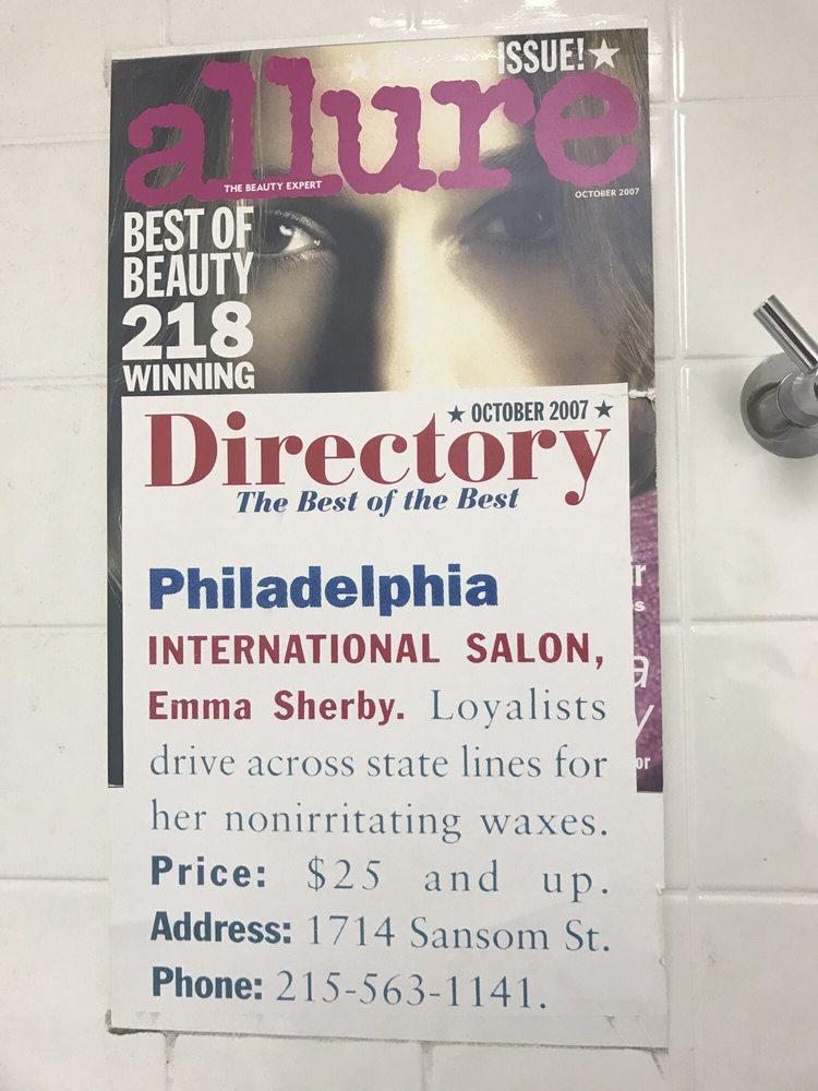 Brazilian bikini waxing salons-lancaster-pa