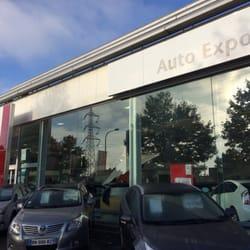Toyota auto expo garages bd de l 39 ouest villeneuve d for Garage midas villeneuve d ascq