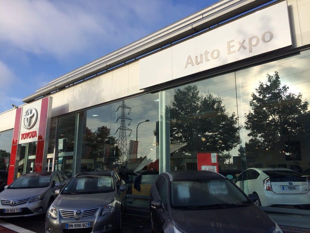 Toyota AutoExpo  Auto Repair  Bd de lOuest, Villeneuve