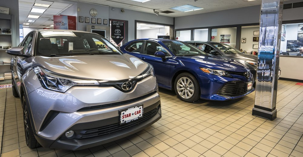 16 Photos For Star Toyota Of Bayside
