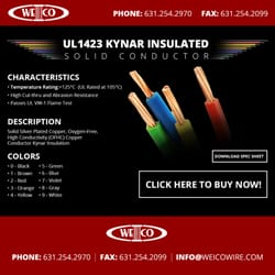 Weico Wire & Cable Co - Electronics - 161 Rodeo Dr, Edgewood, NY ...