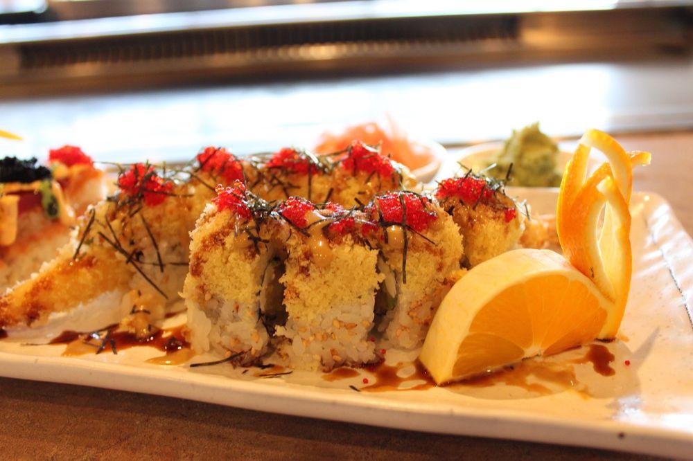 Sagano Japanese Bistro & Steakhouse: 28202 Dequindre Rd, Warren, MI