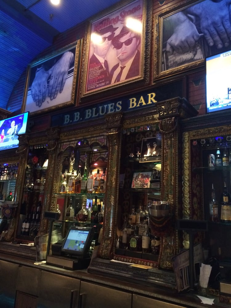 House Of Blues Restaurant Bar Anaheim