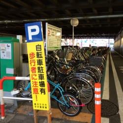 錦糸町駅四ツ目通り路上自転車駐...