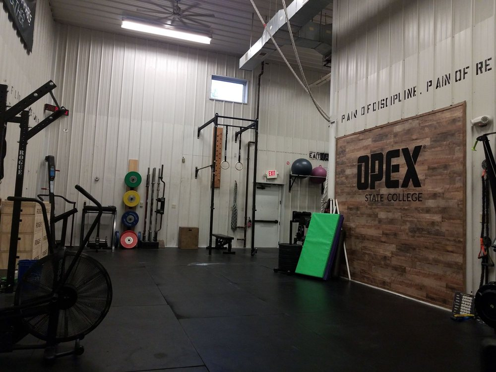 CrossFit Nittany: 143 Hawbaker Industrial Dr, State College, PA