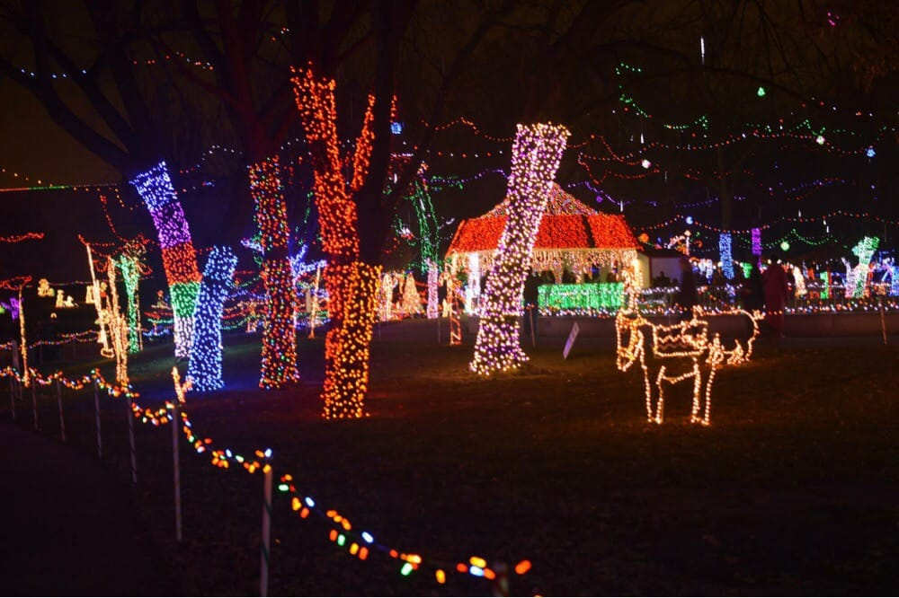 Rhema Christmas Lights - 30 Photos & 10 Reviews - Festivals - 1025 West Kenosha, Broken Arrow ...