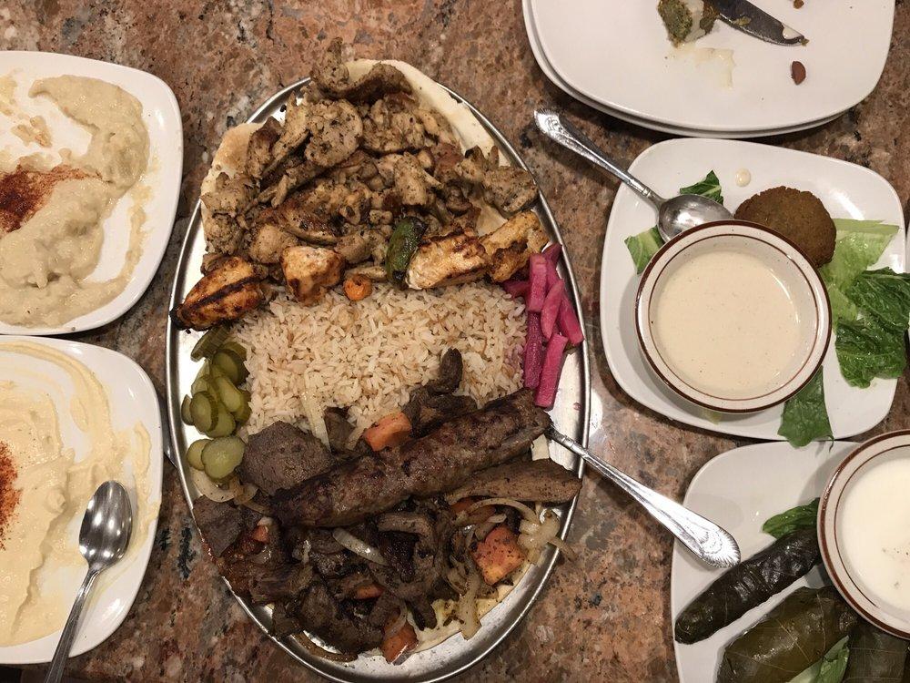 Cleopatra Mediterranean Grill: 19027 Mack Ave, Detroit, MI