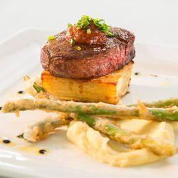 Photo Of Boathouse Restaurant Traverse City Mi United States Wagyu Filet With