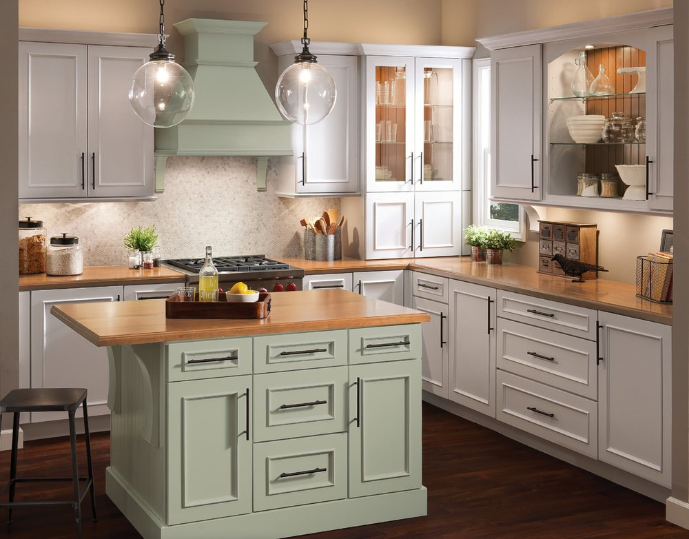 Trends In Painted Cabinetry Carole Kitchen And Bath Design In