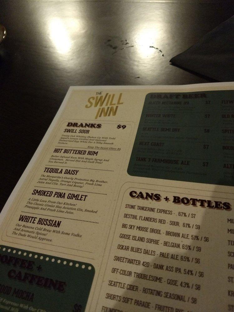 The Swill Inn: 415 N Milwaukee Ave, Chicago, IL