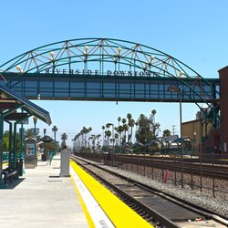 Riverside - Downtown Metrolink Station - 184 Photos & 41