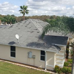 Photo Of United Roofing   Longwood, FL, United States. Storm Damaged Home We