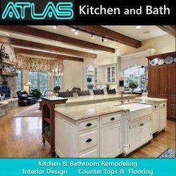 Atlas Home Kitchen And Bath Get Quote Photos Flooring - Atlas bathroom remodel