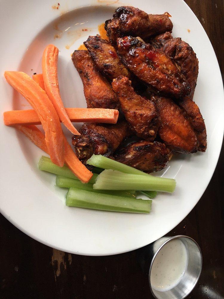 Food from Devil's Pool Restaurant
