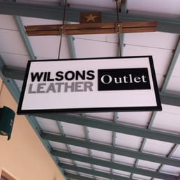 2 verified Wilsons Leather Outlet coupons and promo codes as of Dec 1. Popular now: Shop Wilsons Leather Outlet and Save Big. Trust choreadz.ml for Clothing, Shoes & Jewelry savings.