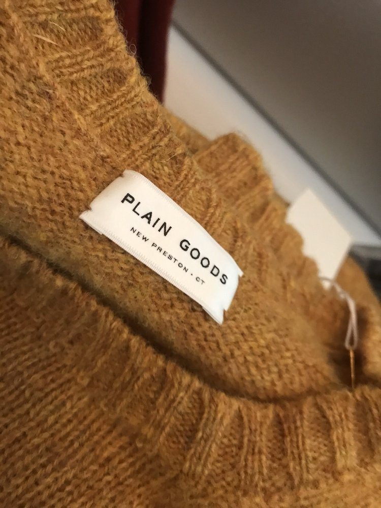 Plain Goods: 17 East Shore Rd, New Preston, CT