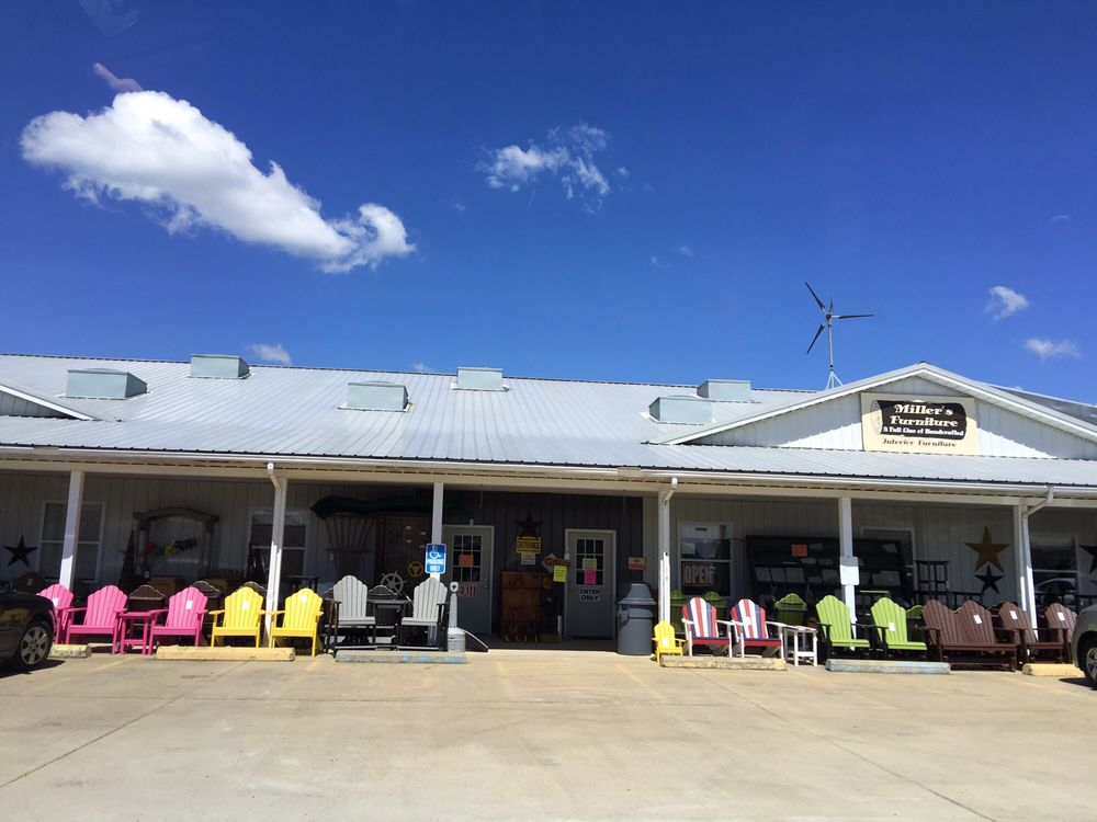Miller's Bakery, Furniture and Bulk Food: 960 Wheat Ridge Rd, West Union, OH