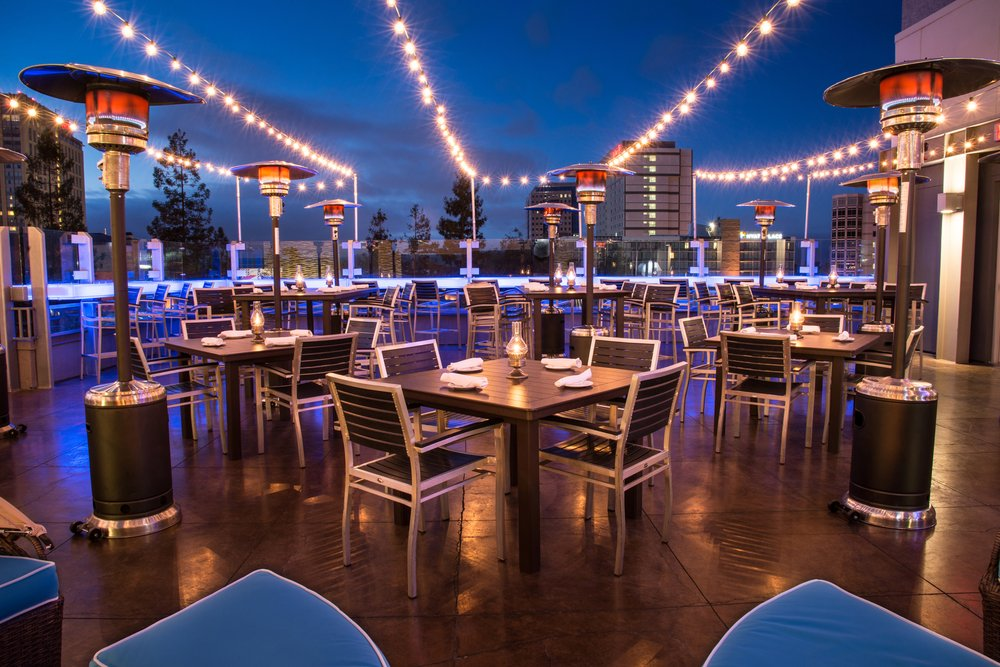 Photo Of Scottu0027s Seafood   San Jose, CA, United States. Rooftop Patio