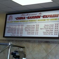 China Garden Express Cocina China 10000 Factory Shop Blvd Gulfport Ms Estados Unidos