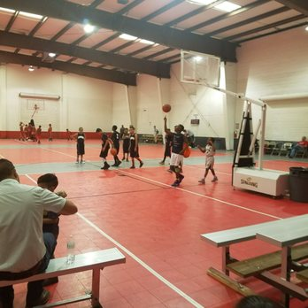 El Paso Sunspots Volleyball Club Basketball Courts 6827 Market