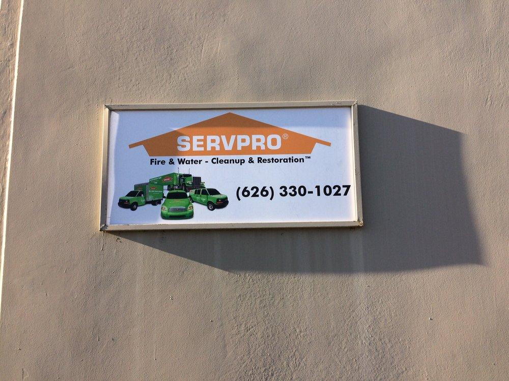 SERVPRO of La Puente/City of Industry West: 14426 E Valley Boulevard, La Puente, CA