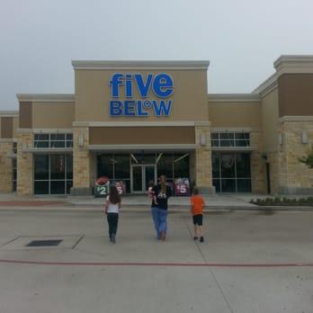 P O Of Five Below Pearland Tx United States Five Below