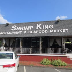 Shrimp king restaurant seafood market 26 photos 55 for Kings fish market