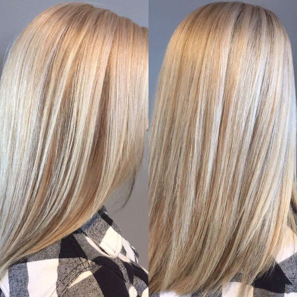 Hair Company & Spa: 1461 Cernohous Ave, New Richmond, WI