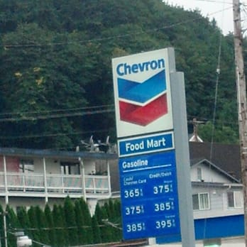 Chevron Food Mart Grocery 312 W B St Rainier Or Phone Number