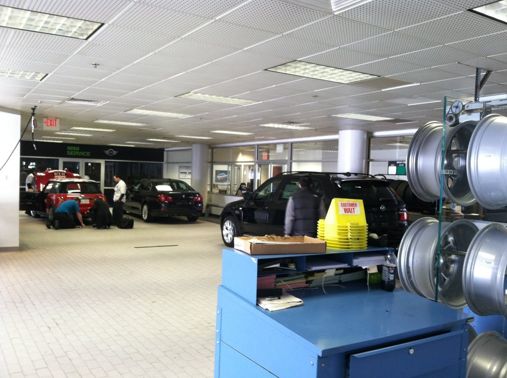 Herb Chambers BMW of Boston Authorized BMW Repair Center