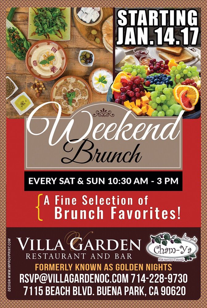 Come Try Our New Brunch Every Saturday And Sunday Yelp
