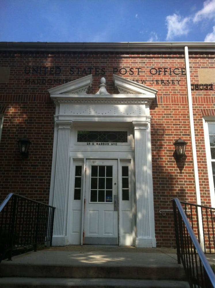 US Post Office: 25 S Haddon Ave, Haddonfield, NJ